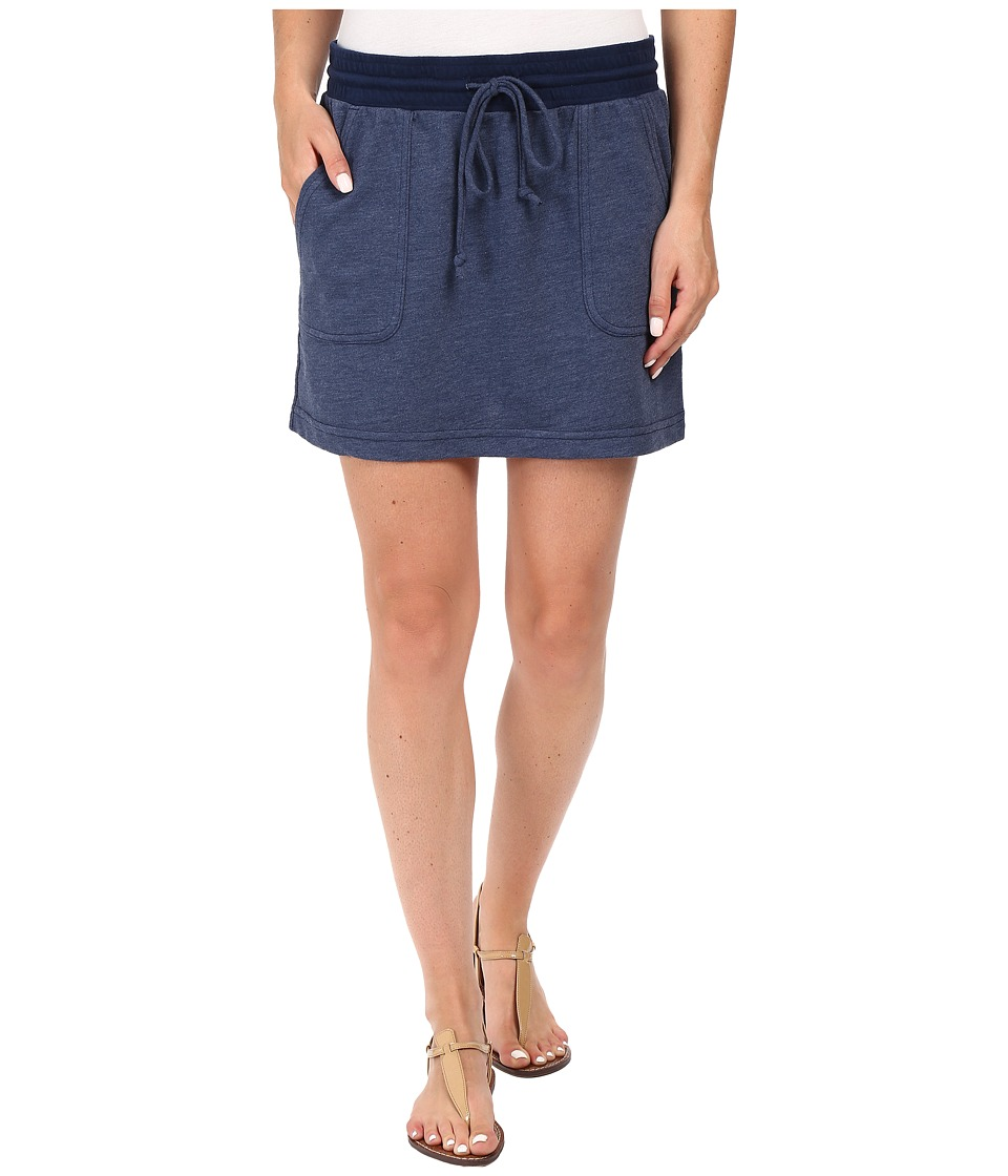Allen Allen - Cargo Short Skirt (Lapis) Women's Skirt