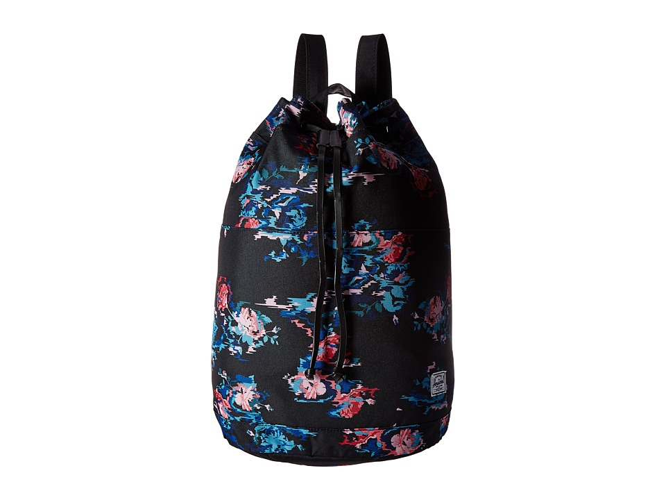 Herschel Supply Co. - Hanson (Floral Blur) Backpack Bags