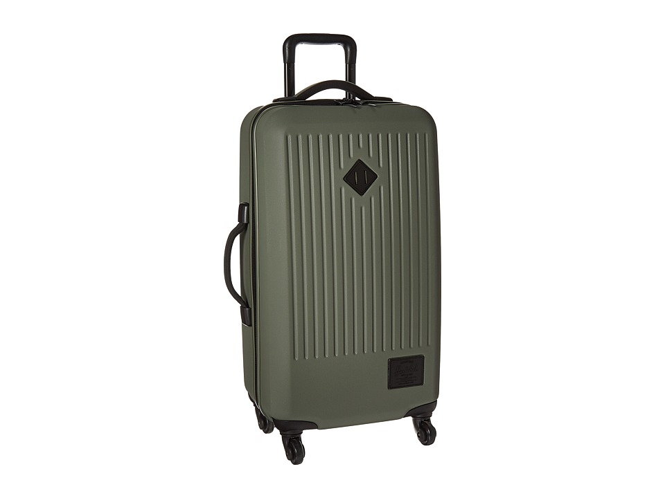 Herschel Supply Co. - Trade Large (Deep Lichen Green) Pullman Luggage