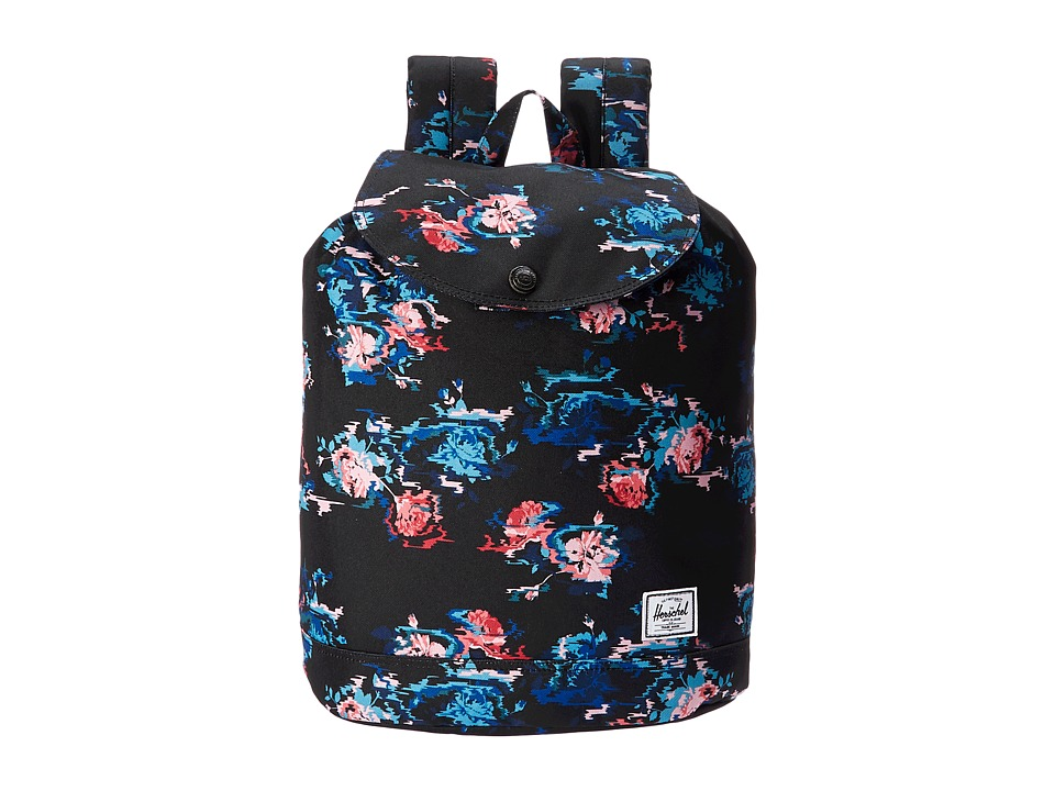 Herschel Supply Co. - Reid Mid-Volume (Floral Blur) Backpack Bags