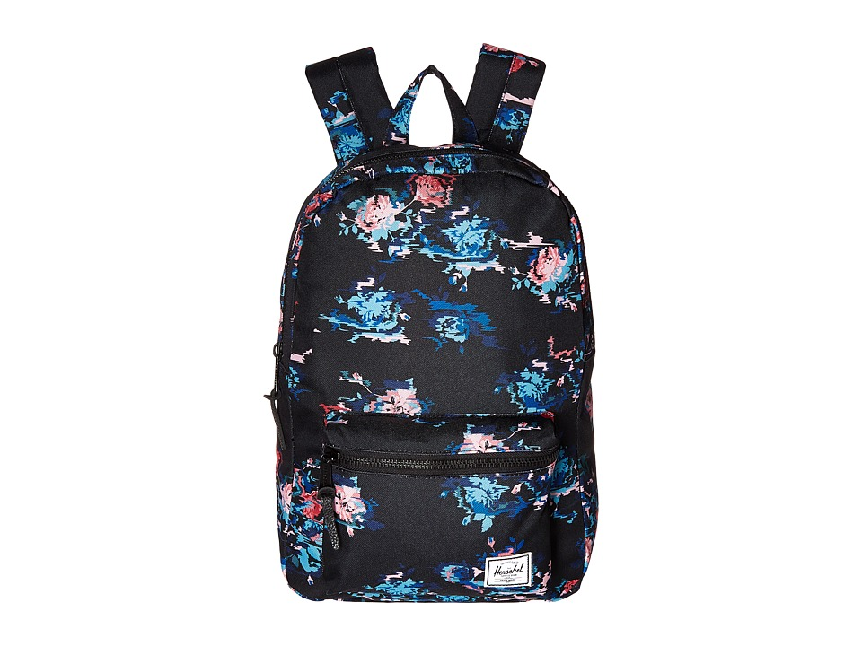 Herschel Supply Co. - Settlement Mid-Volume (Floral Blur) Backpack Bags