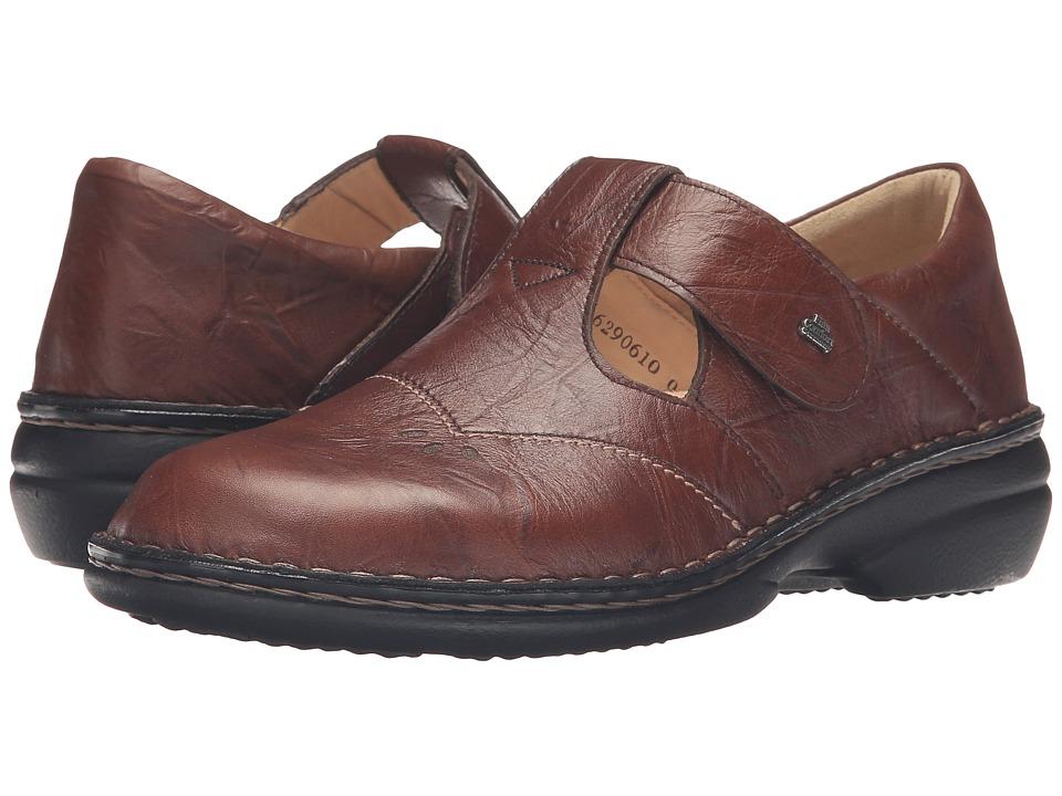 Finn Comfort - Nashville (Kastanie Plavajo) Women's Shoes