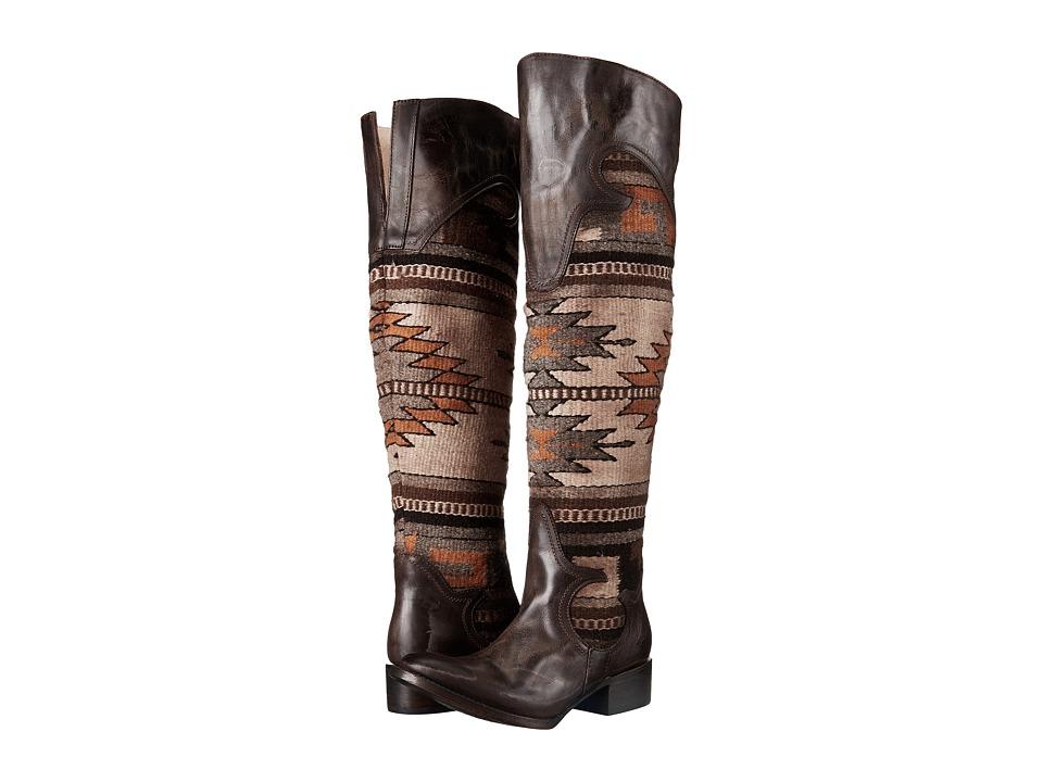 Freebird - Sun (Brown) Women's Boots