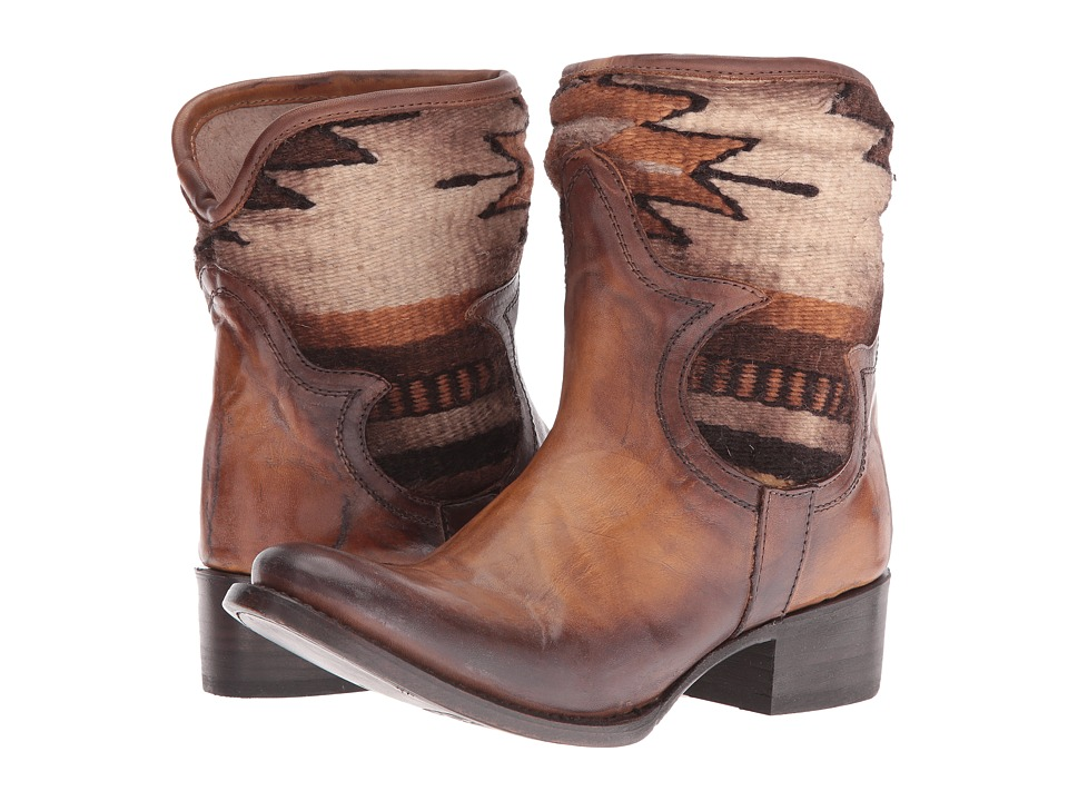 Freebird - Shine (Cognac) Women's Shoes
