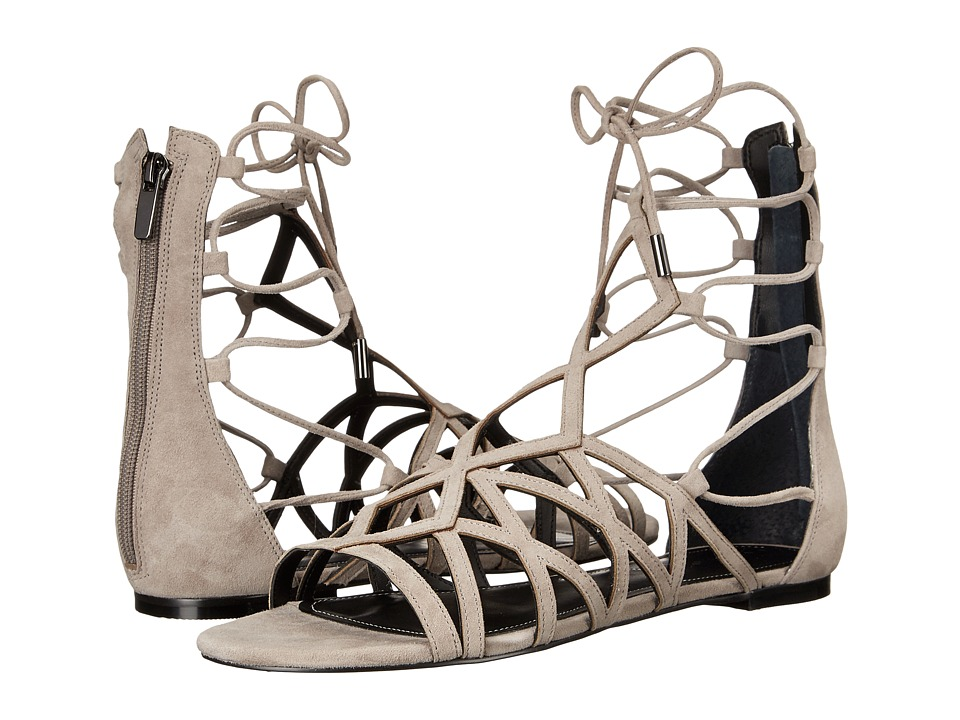 KENDALL + KYLIE - Cody (Smokey Grey Suede) Women's Sandals