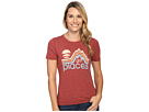 Go Places Mountains Cool Tee