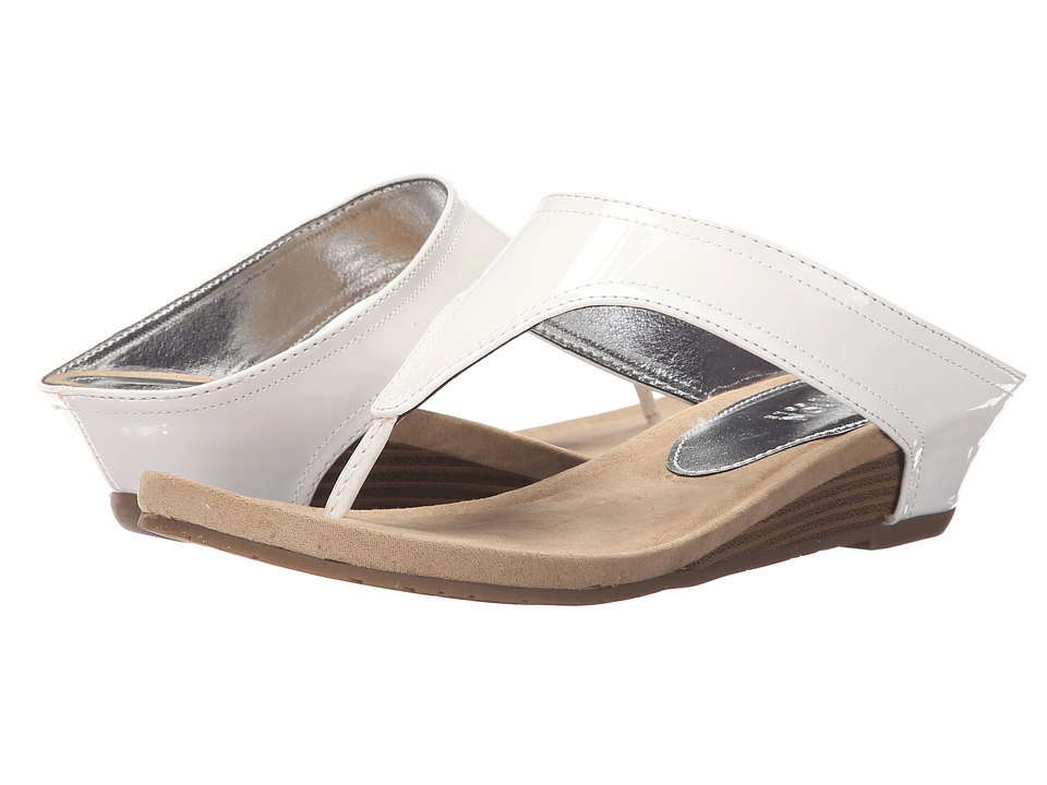 Kenneth Cole Reaction - Great Leap (White) Women's Sandals
