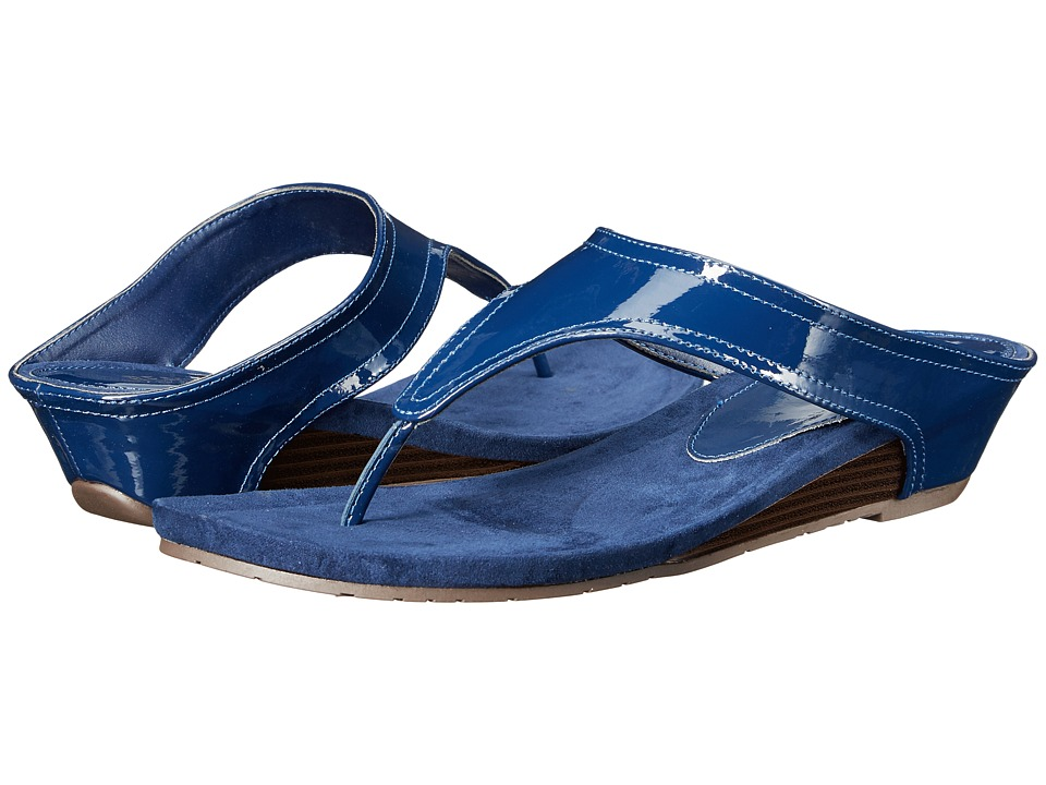 Kenneth Cole Reaction - Great Leap (Navy) Women's Sandals