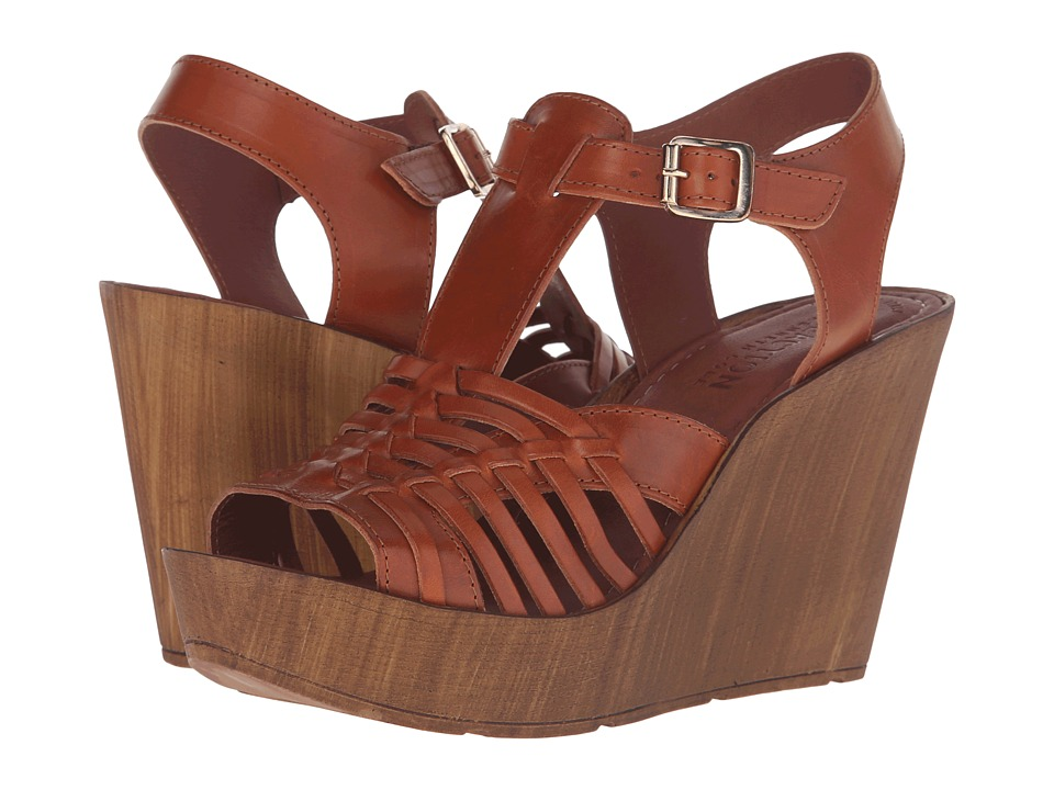 Kenneth Cole Reaction - Capellini (Rust) Women's Shoes