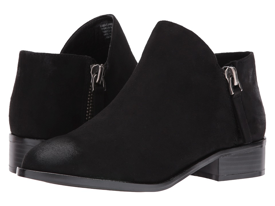 LFL by Lust For Life - Anchor (Black) Women's Zip Boots