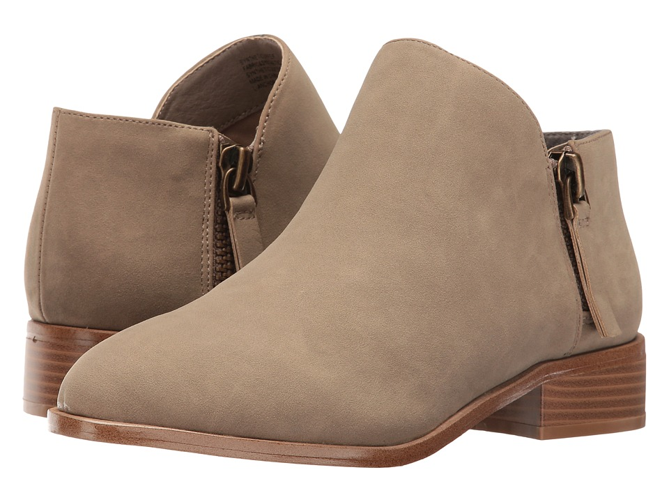 LFL by Lust For Life - Anchor (Taupe) Women's Zip Boots