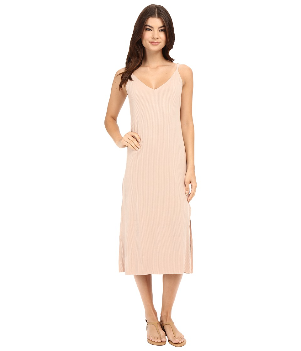 Brigitte Bailey - Mirielle Cami Dress (Taupe) Women's Dress