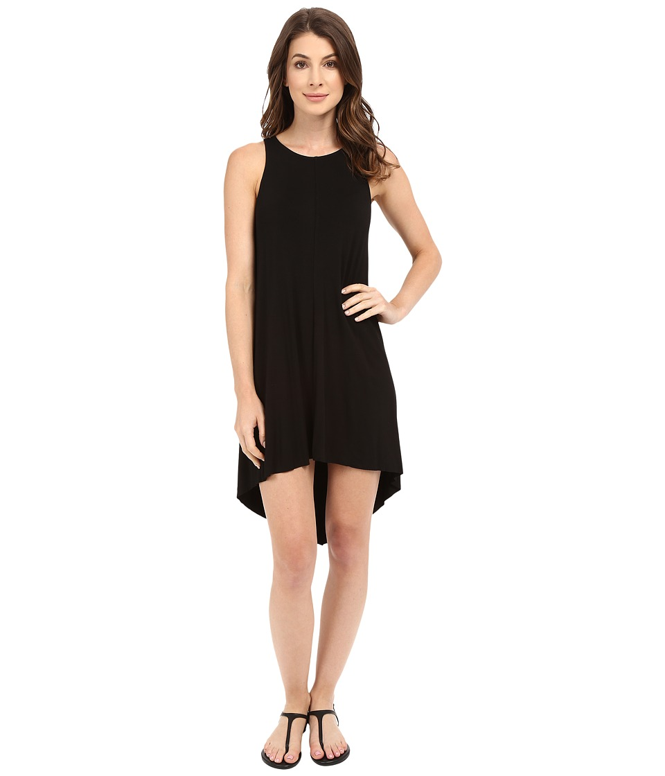 Brigitte Bailey - Adira High-Low Dress (Black) Women's Dress