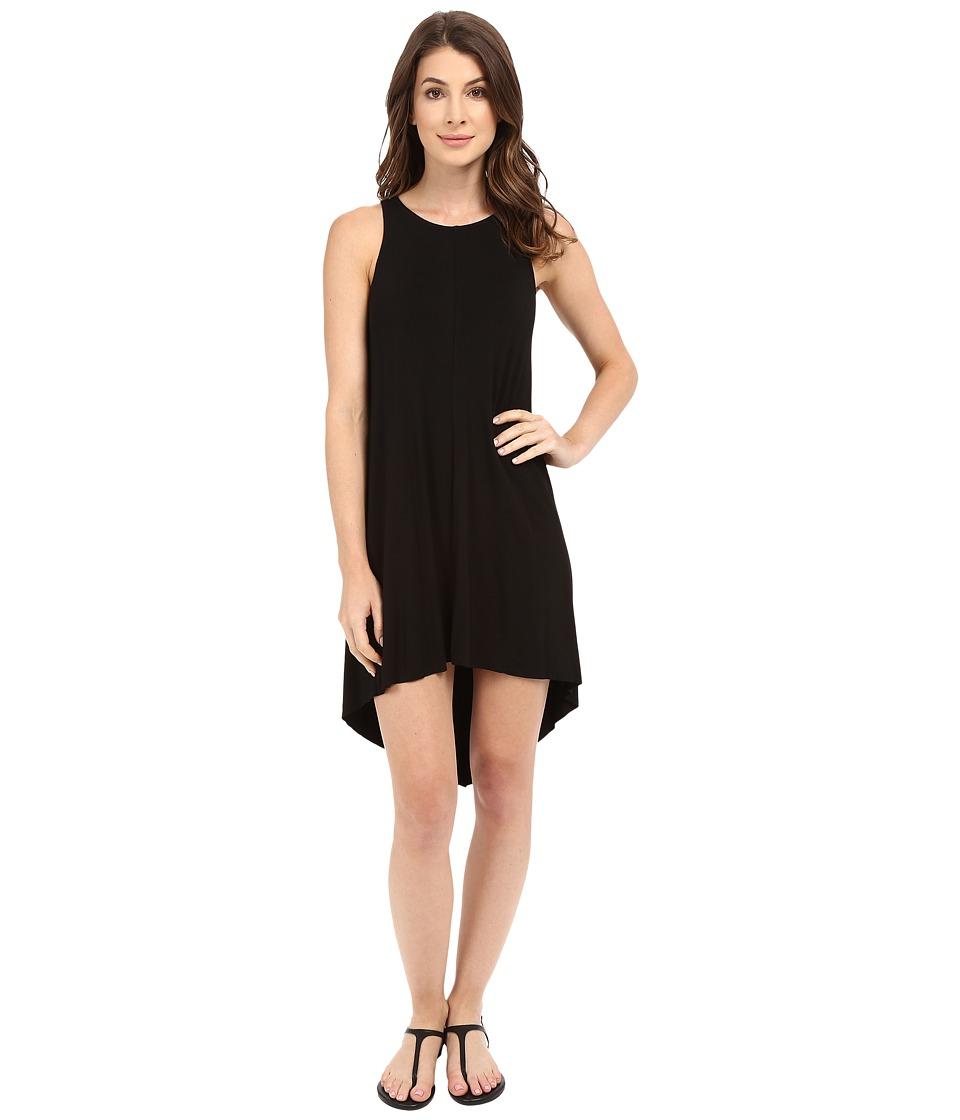 Brigitte Bailey - Adira High-Low Dress (Black) Women
