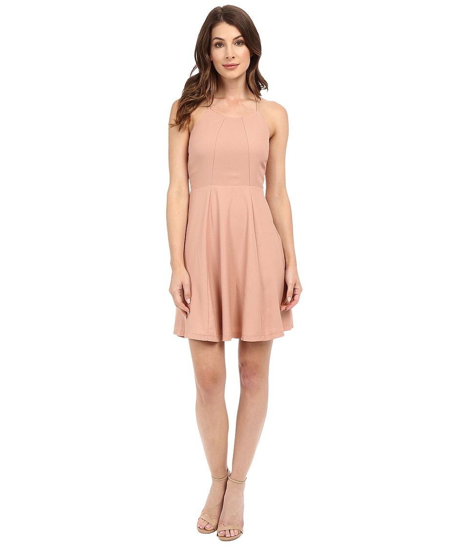 Brigitte Bailey - Corin Cami Dress (Salmon) Women's Dress