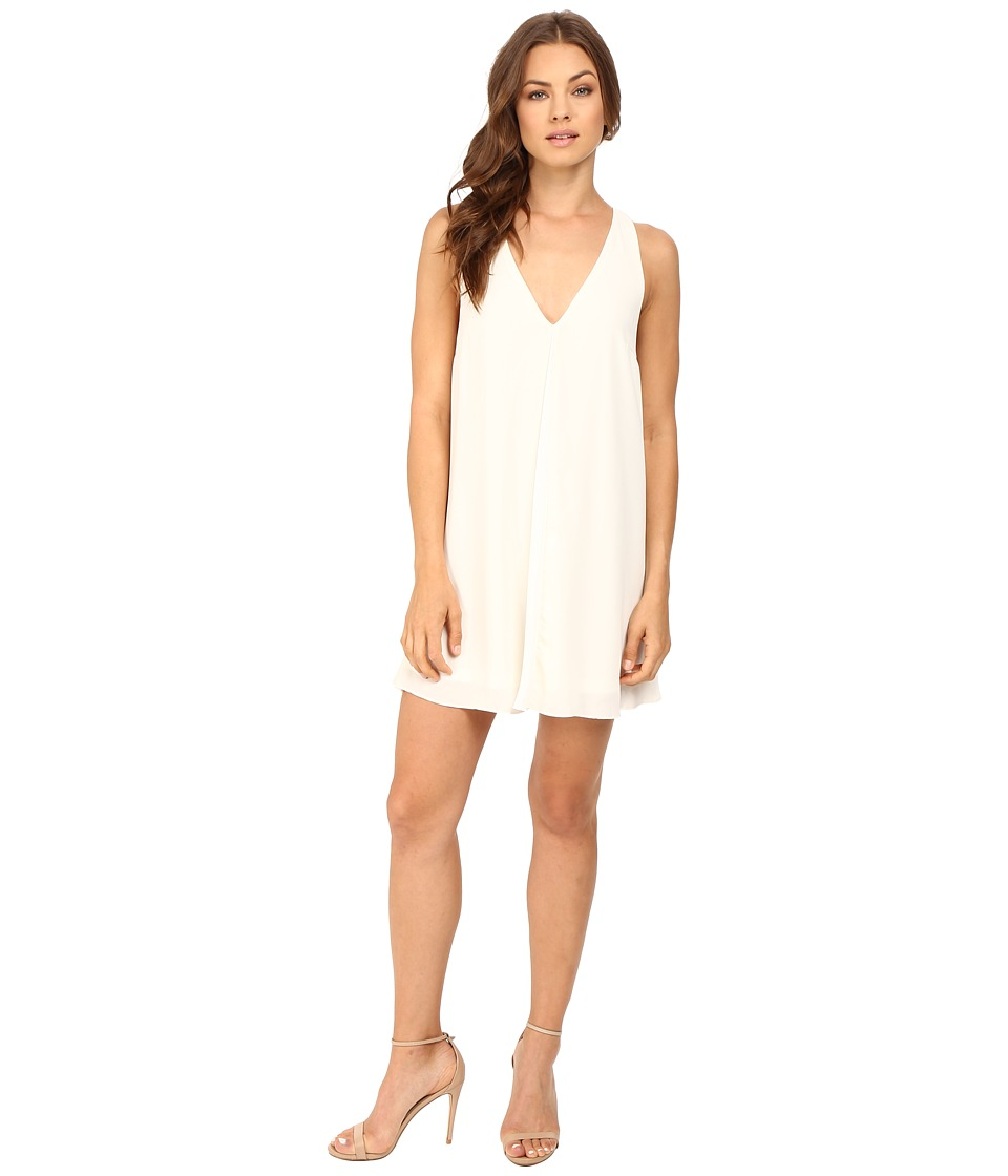 Brigitte Bailey - Marisol A-Line Dress (Off-White) Women's Dress