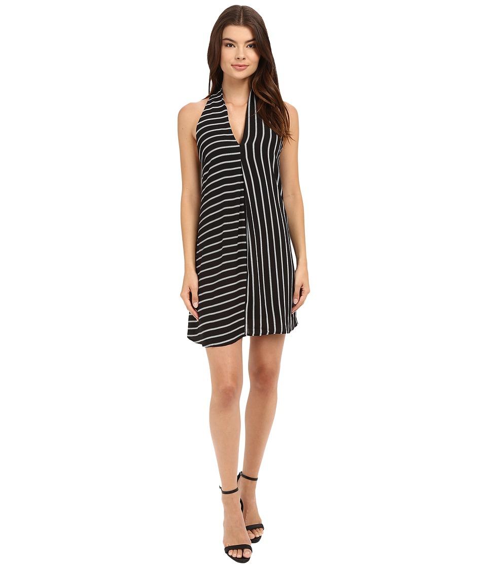 Brigitte Bailey - Lucienne Sleeveless Dress (Black) Women's Dress