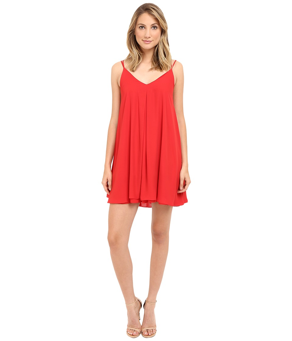Brigitte Bailey - Elizabella Cami Dress (Red) Women's Dress