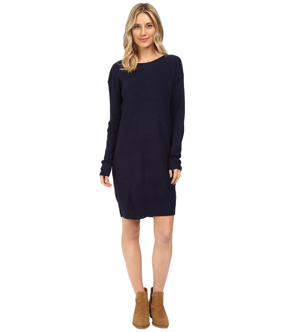 Brigitte Bailey - Amaia Sweater Dress (Navy) Women's Dress