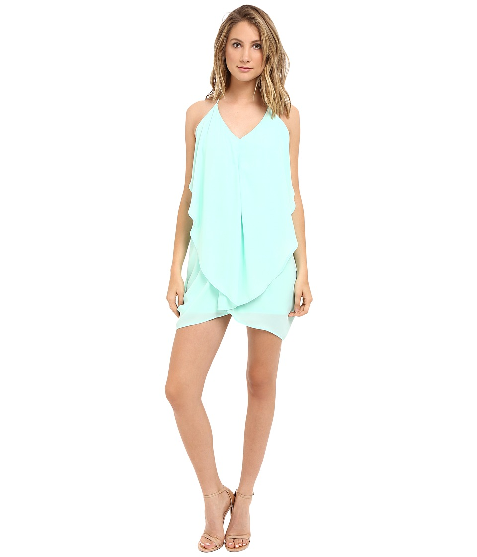Brigitte Bailey - Dariela Ruffle Dress (Mint) Women's Dress