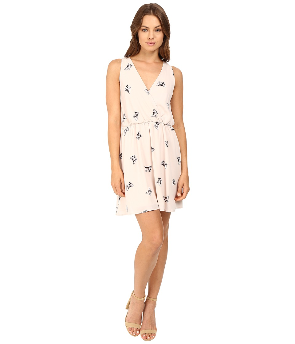 Brigitte Bailey - Kitten Tank Dress (Ivory) Women's Dress