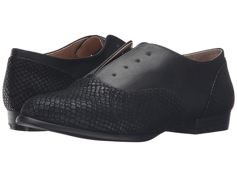 LFL by Lust For Life - Jack (Black) Women's Slip on Shoes