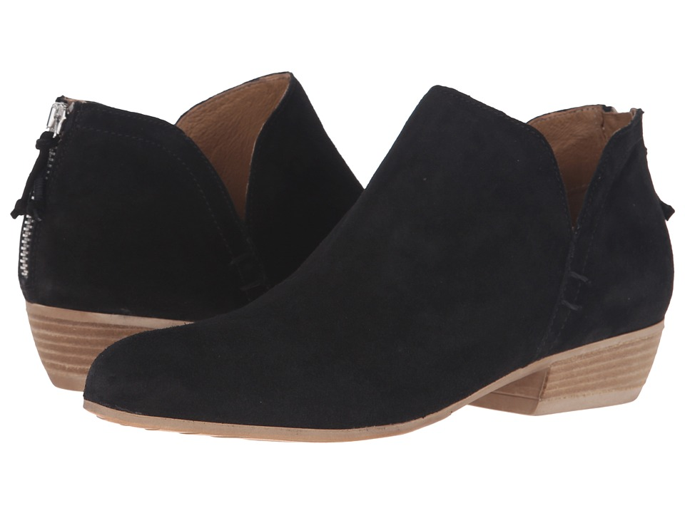 Kenneth Cole New York - Cooper (Black) Women's Zip Boots
