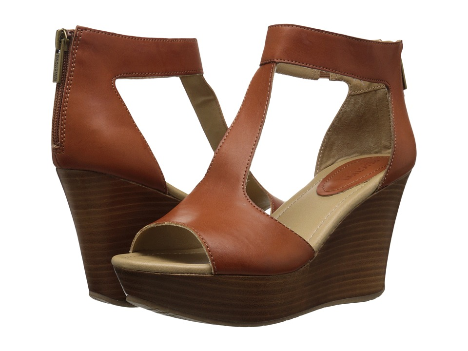 Kenneth Cole Reaction Sole Kick (Cognac) Women