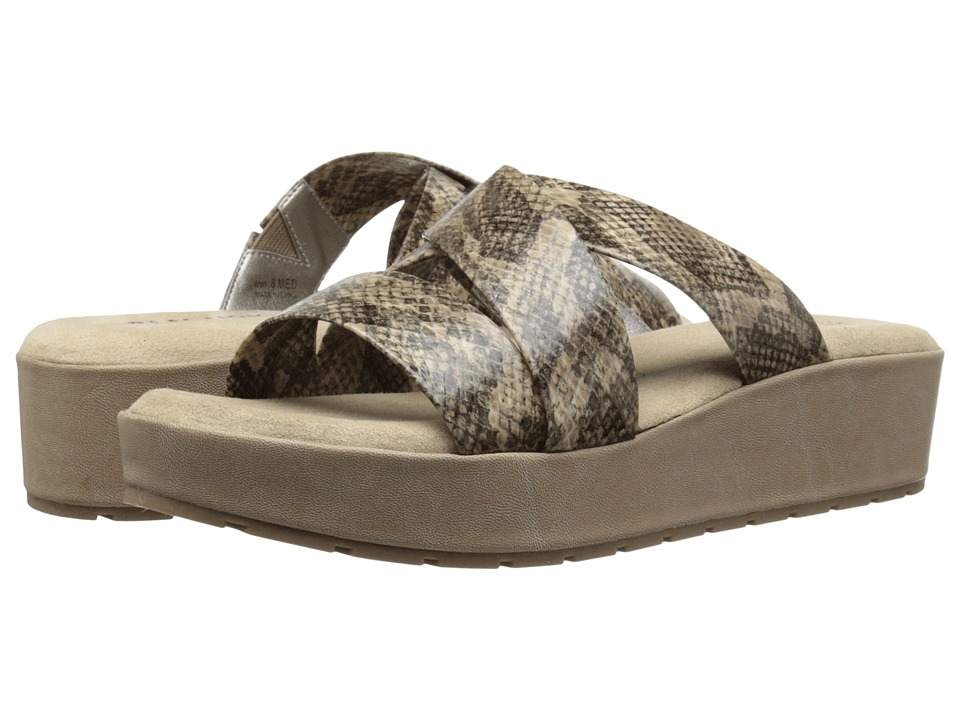 Kenneth Cole Reaction Calm-Ing (Taupe) Women
