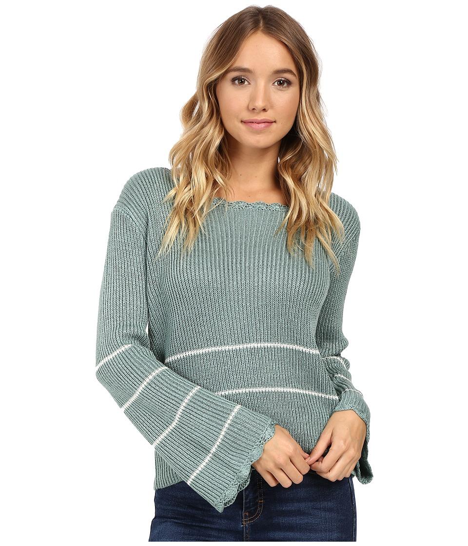 Brigitte Bailey - Vita Pullover Sweater (Jade) Women's Sweater