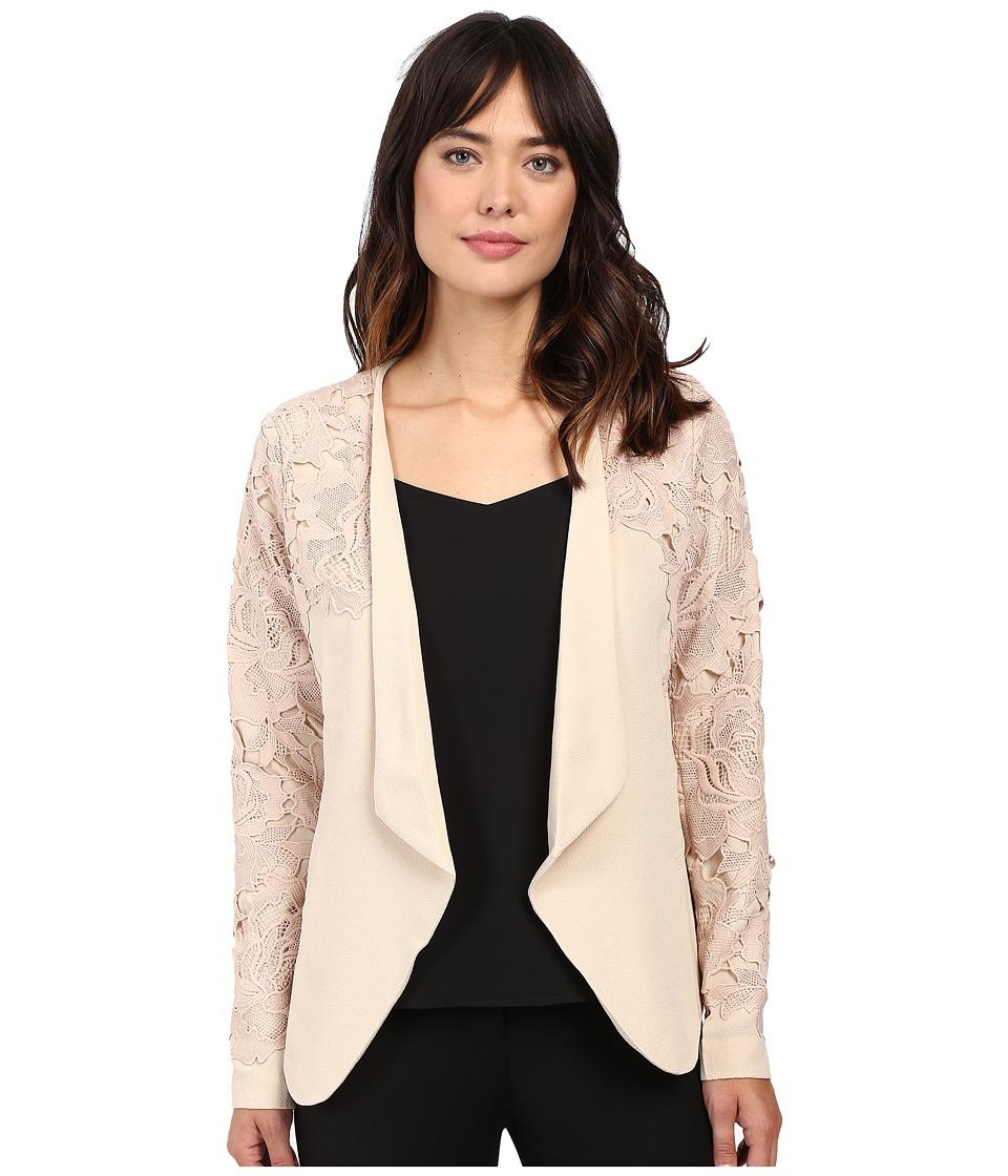 Brigitte Bailey - Amelie Jacket (Mauve) Women's Coat