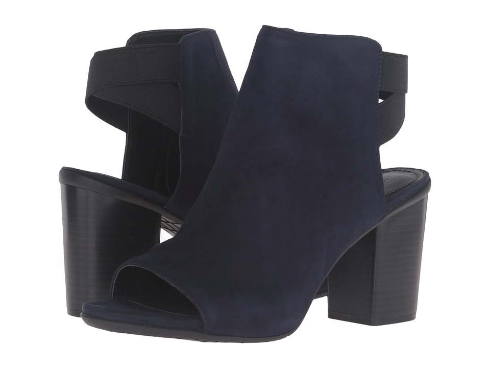 Kenneth Cole Reaction Frida Fly (Navy Suede) Women