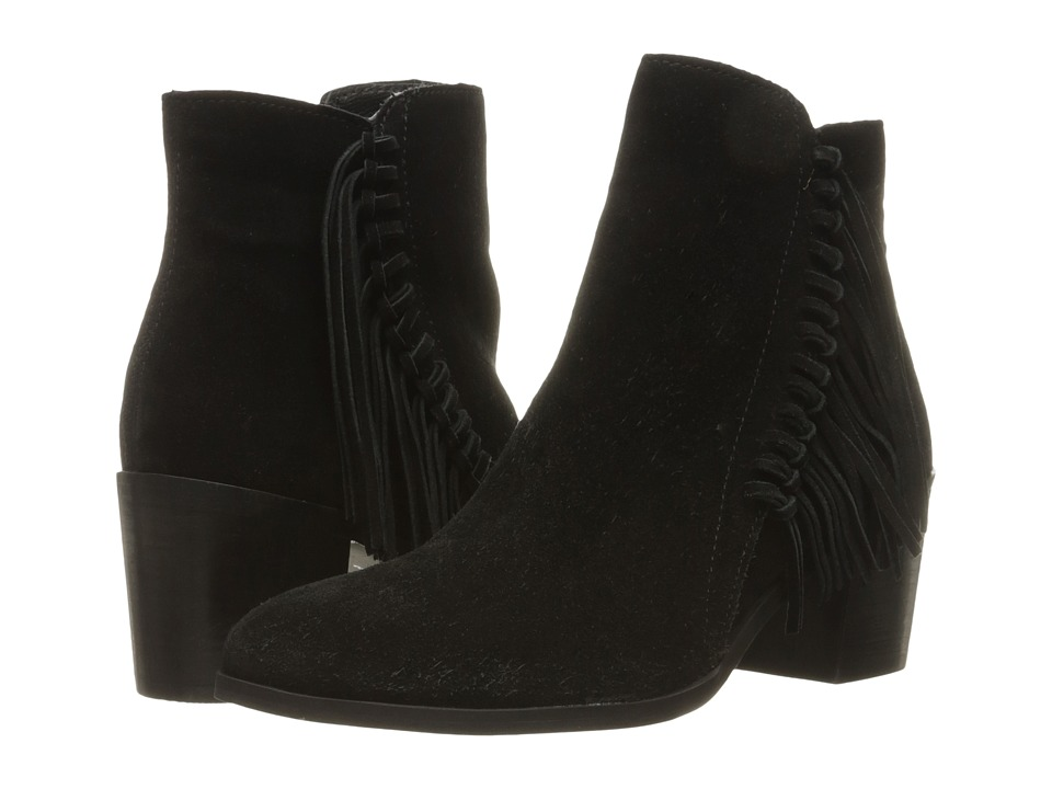 Kenneth Cole Reaction Rotini (Black Suede) Women