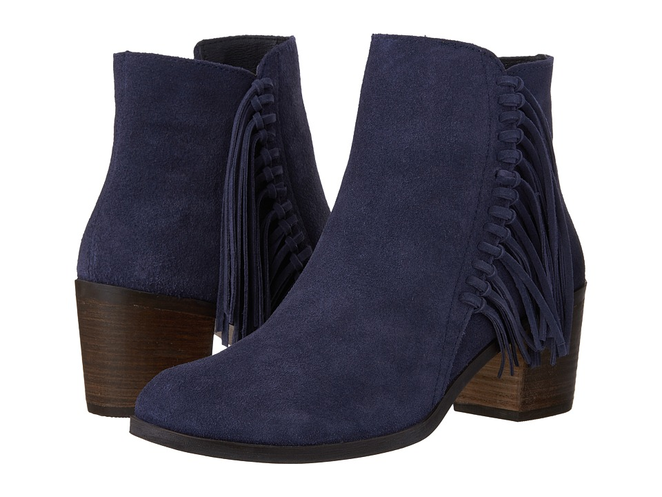 Kenneth Cole Reaction Rotini (Navy Suede) Women