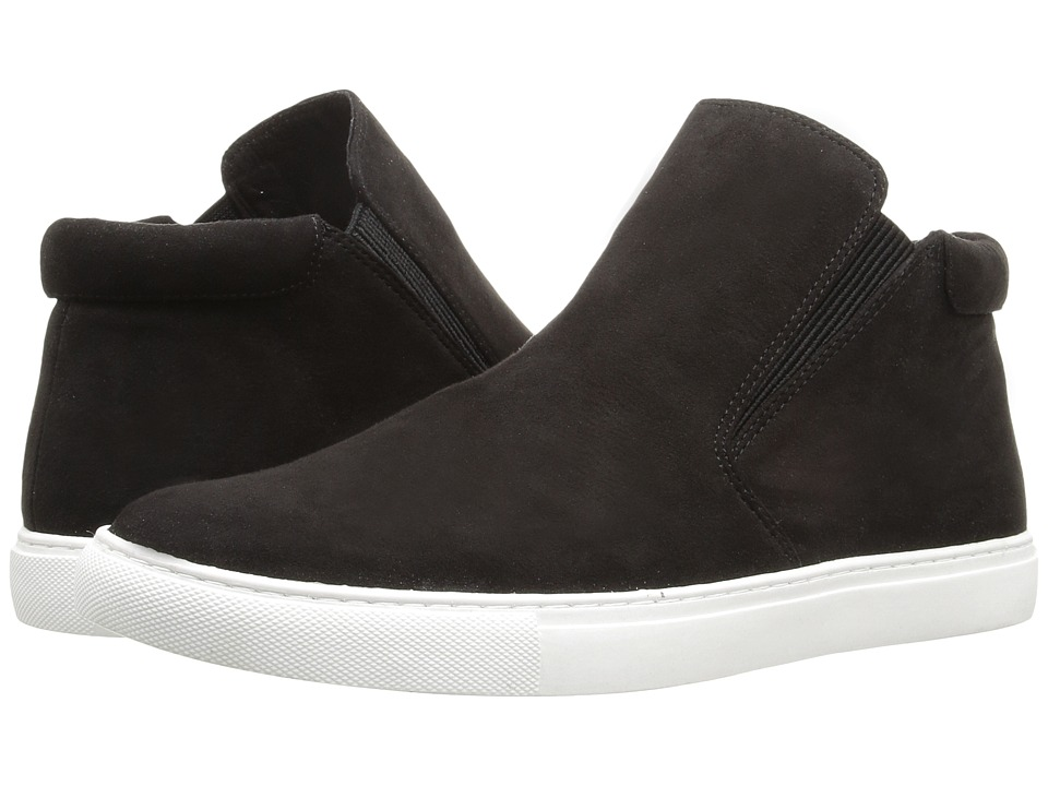 Kenneth Cole Reaction - Kam-Ping (Black Microsuede) Women's Shoes