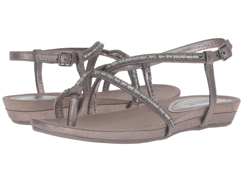 Kenneth Cole Reaction - Lost Call (Gunmetal) Women's Shoes