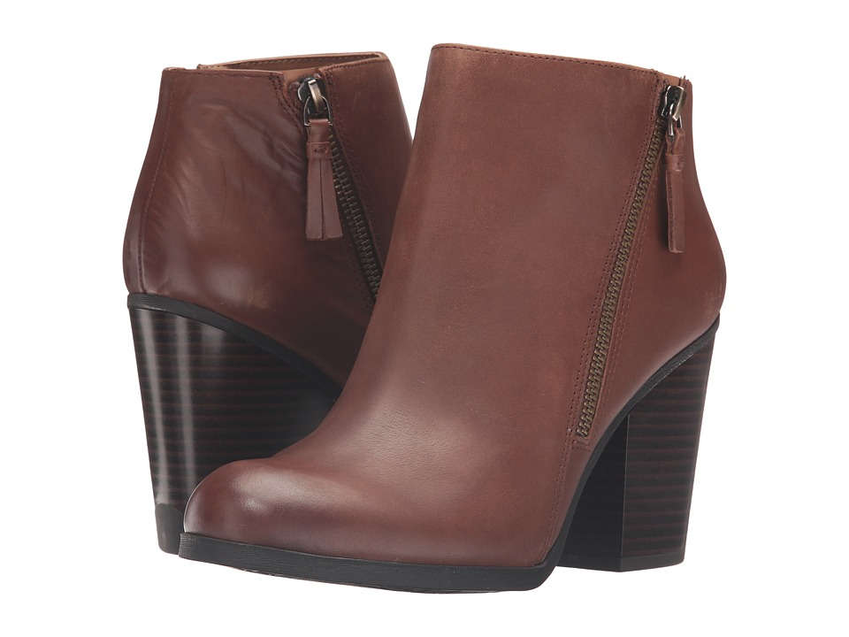 Kenneth Cole Reaction - Might Win (Cocoa Leather) Women's Shoes