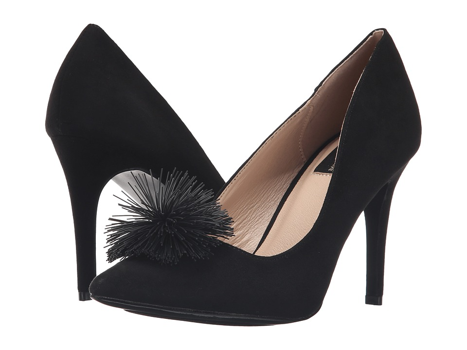 LFL by Lust For Life - Swoosh (Black) High Heels
