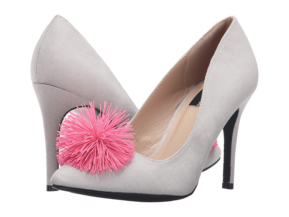 LFL by Lust For Life - Swoosh (Grey) High Heels