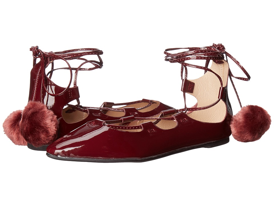 LFL by Lust For Life - Hazel (Burgundy Patent PU) Women's Shoes