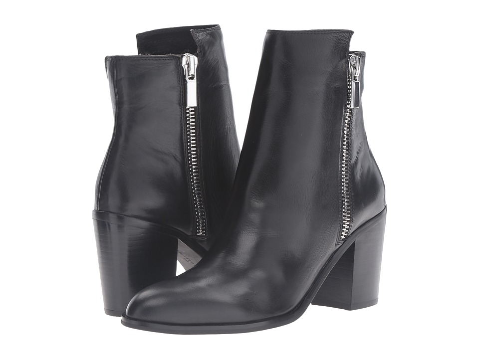 Kenneth Cole New York - Ingrid (Black) Women's Boots