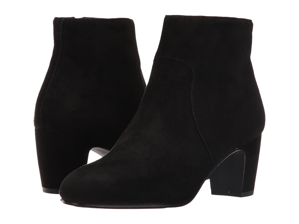 Eileen Fisher - Piper (Black Suede) Women's Boots