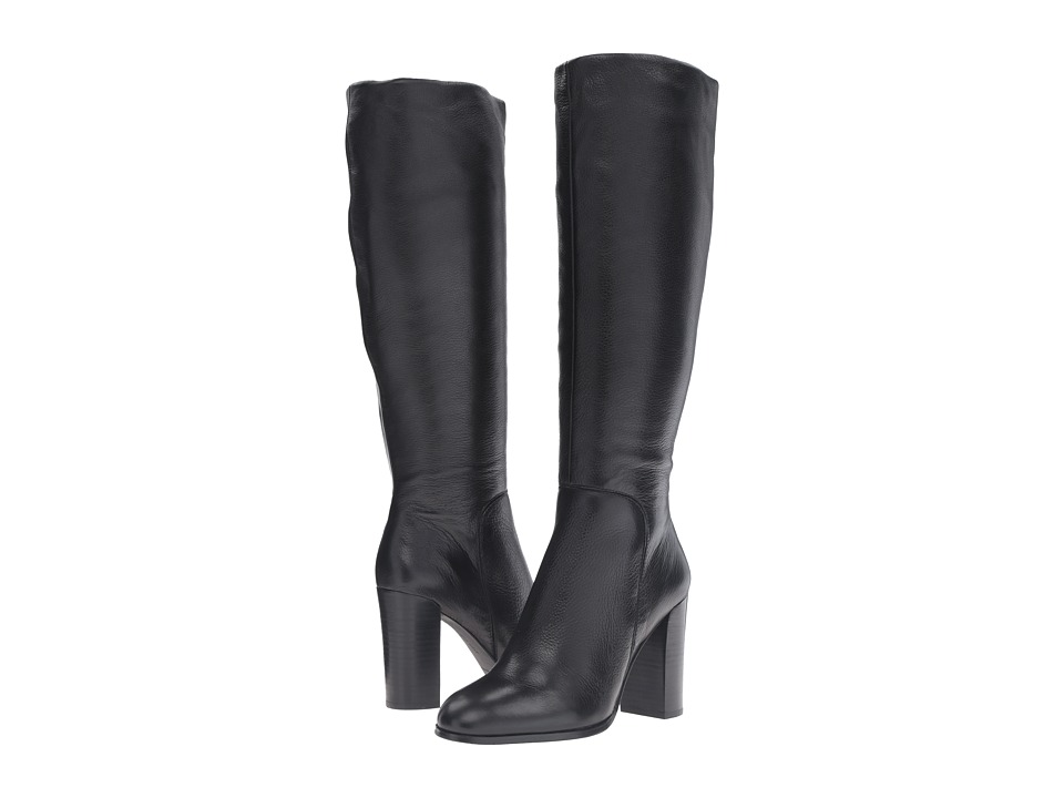 Kenneth Cole New York - Justin (Black Leather) Women's Boots