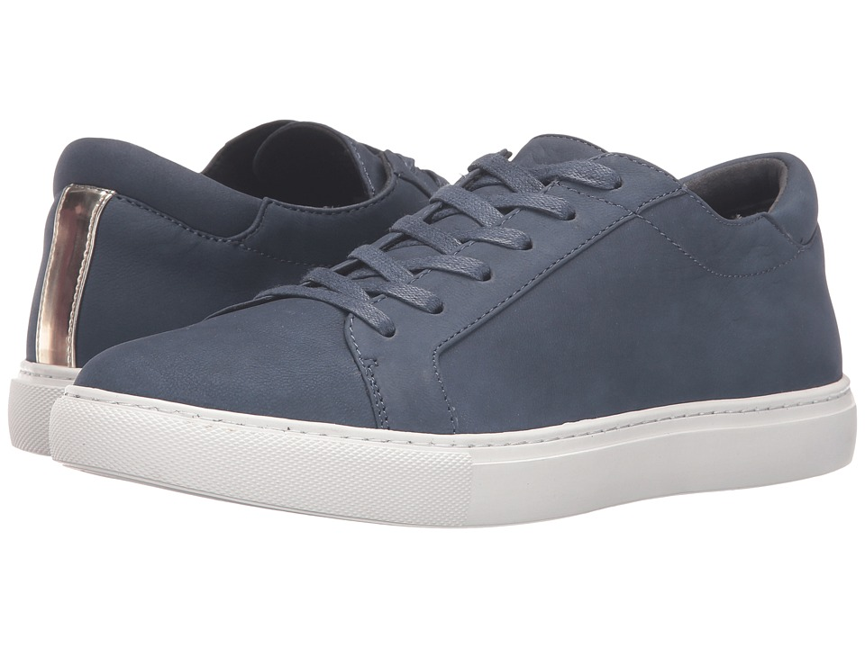 Kenneth Cole New York Kam (Navy Nubuck) Women