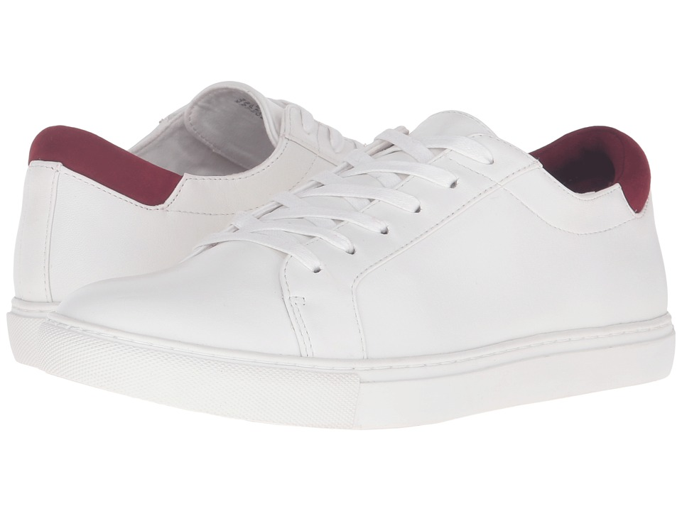 Kenneth Cole New York - Kam (White/Brick) Women's Shoes