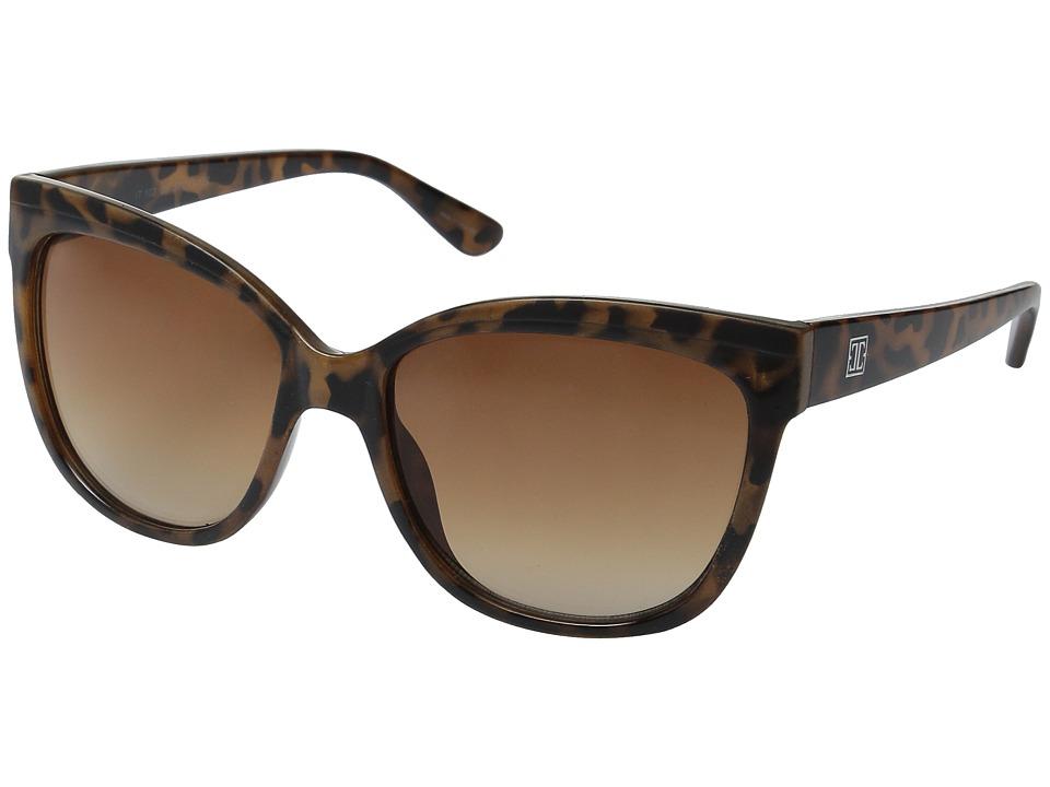 Ivanka Trump - 102-25 (Tortoise) Fashion Sunglasses