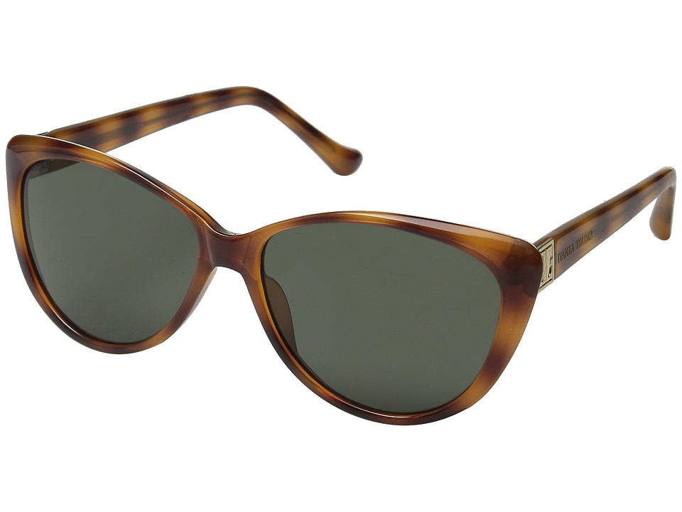 Ivanka Trump - 069-25 (Honey Tortoise) Fashion Sunglasses