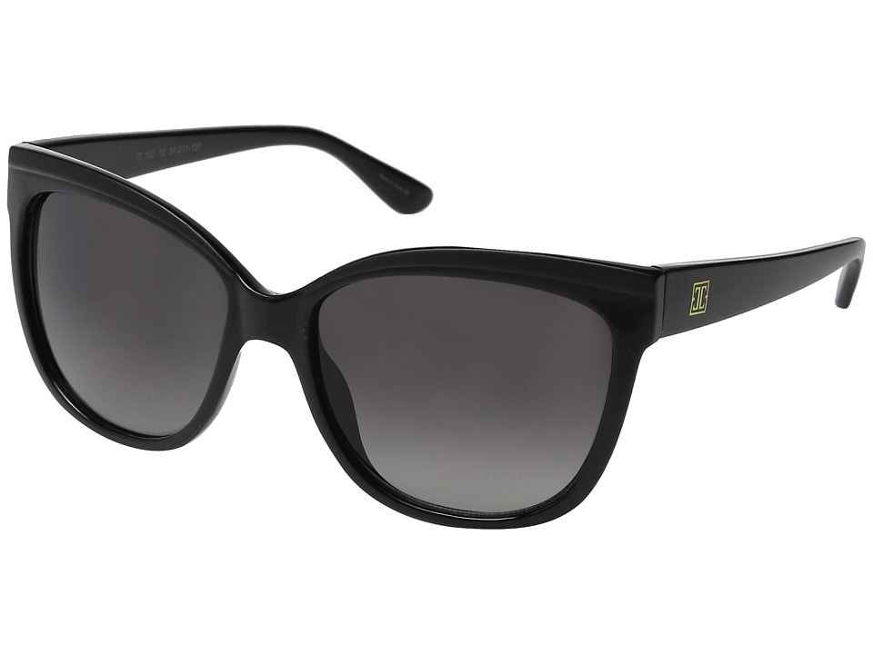 Ivanka Trump - 102-10 (Black) Fashion Sunglasses