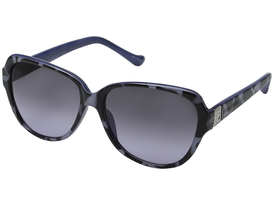 Ivanka Trump - 068-92 (Blackberry Tortoise) Fashion Sunglasses