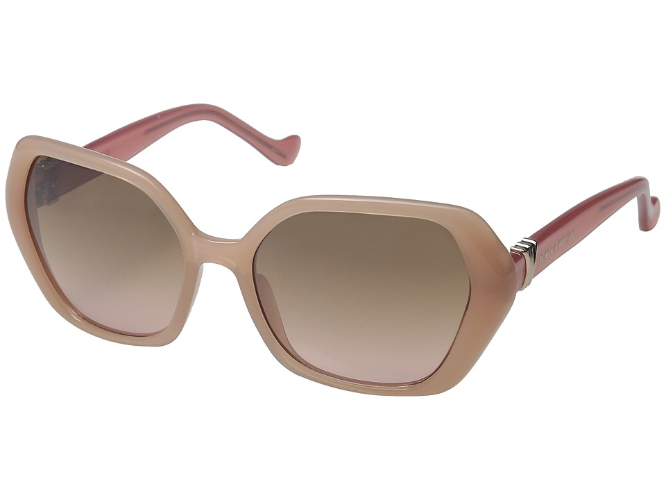 Ivanka Trump - 064-73 (Blush/Burgundy) Fashion Sunglasses